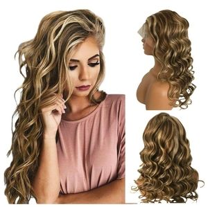 Ombre Blonde Lace Front Wig 16-18 inches